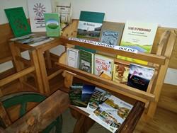 Podružnična rastoča knjiga tudi na Podstenicah
