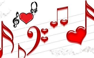Vabilo na Valentinov koncert
